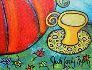 Detail Image for art Autumn Tea