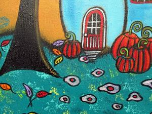 Detail Image for art Fall Magic II