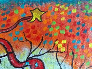 Detail Image for art Autumn's Arrival