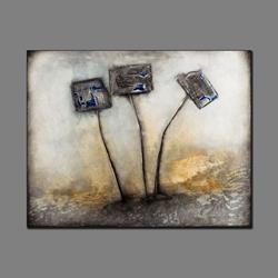 Art: Garden of Stone by Artist The Bridges Gallery