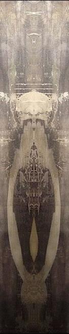Art: Series: Illuminatus 03 by Artist Christa Jule Art