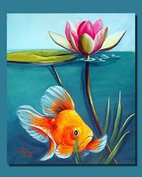 Art: Gracie by Artist Rita C. Ford