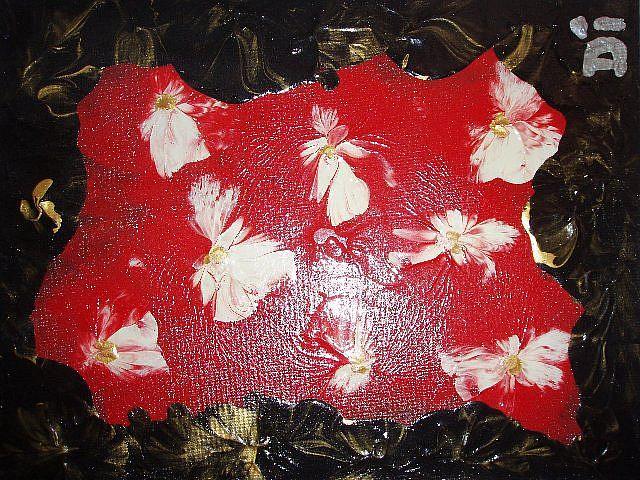 Art: Hibiscus    SOLD by Artist Di  Wendy Peel