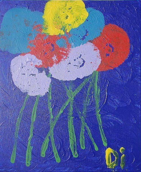 Art: in Bloom    SOLD by Artist Di  Wendy Peel