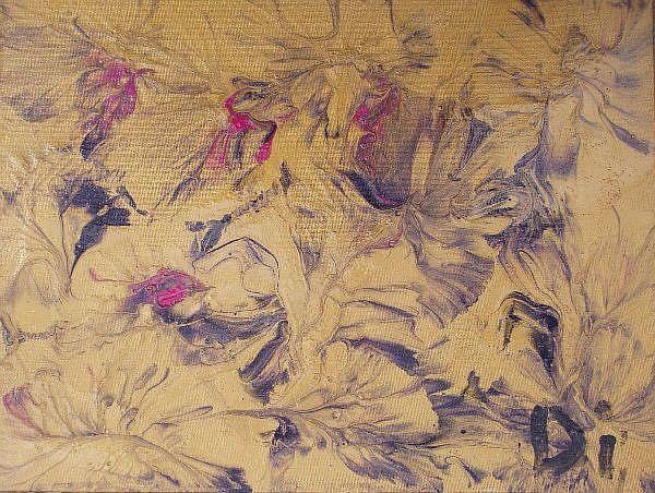 Art: Gold Rush    SOLD by Artist Di  Wendy Peel