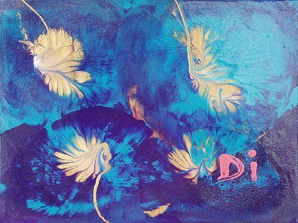 Art: Hatch     SOLD by Artist Di  Wendy Peel
