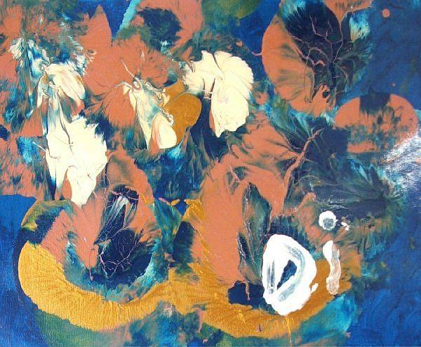 Art: Drought   SOLD by Artist Di  Wendy Peel