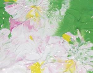 Detail Image for art Frangipani    SOLD