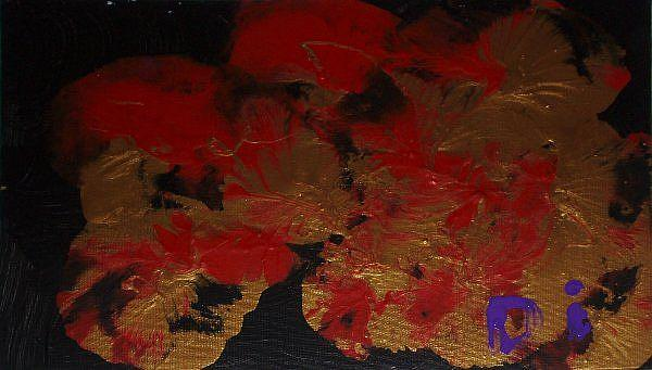 Art: Dancing Fae  SOLD by Artist Di  Wendy Peel