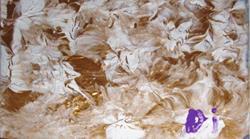 Art: Golden Bubbles   SOLD by Artist Di  Wendy Peel