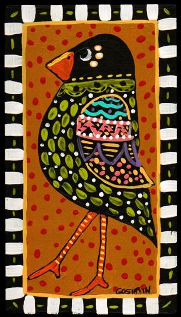 Art: Cherp by Artist Cindy Bontempo (GOSHRIN)