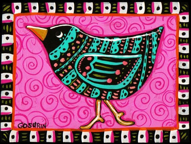 Art: Tweet Petite by Artist Cindy Bontempo (GOSHRIN)