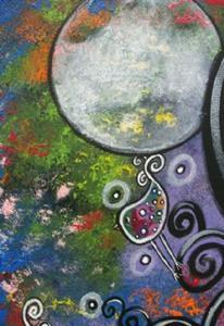 Detail Image for art Bird Paradise