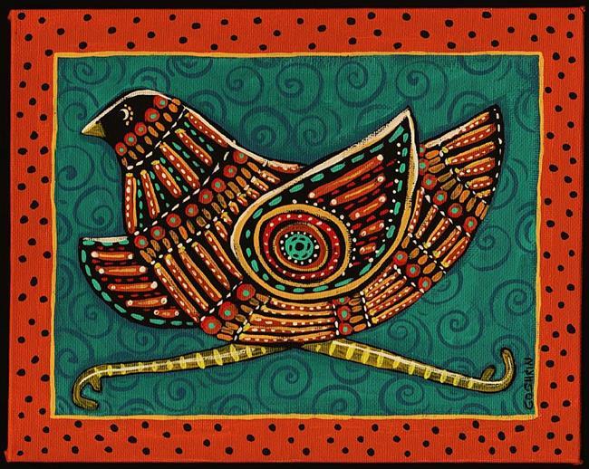 Art: Prosperity by Artist Cindy Bontempo (GOSHRIN)
