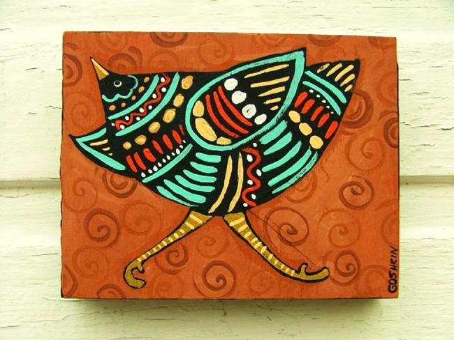 Art: Zip by Artist Cindy Bontempo (GOSHRIN)