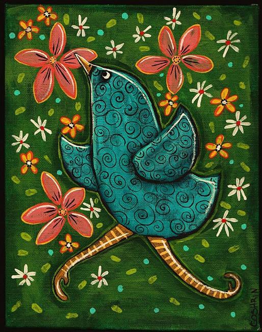 Art: Celebration by Artist Cindy Bontempo (GOSHRIN)