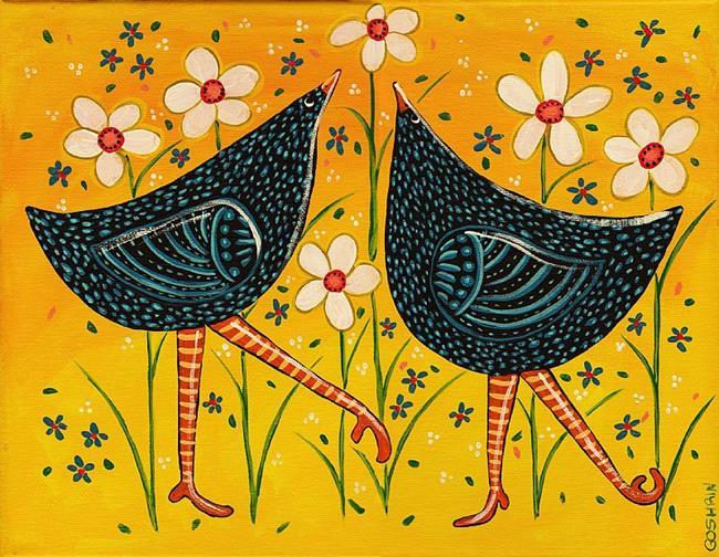 Art: Fill Your Heart by Artist Cindy Bontempo (GOSHRIN)