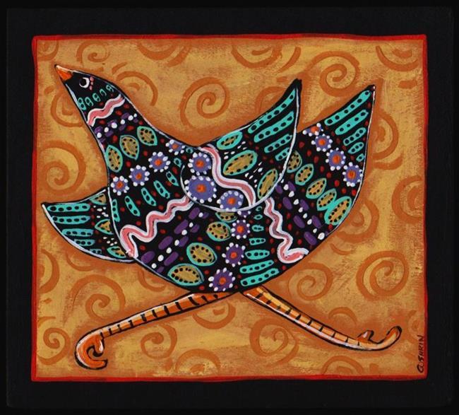 Art: Free Bird by Artist Cindy Bontempo (GOSHRIN)