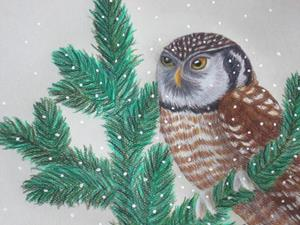 Detail Image for art Winter Ullet