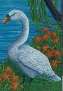 Detail Image for art Stratford Swans