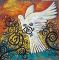 Art: Peace In The Wind by Artist Juli Cady Ryan