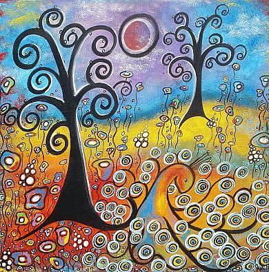 Art: Dreamland II by Artist Juli Cady Ryan