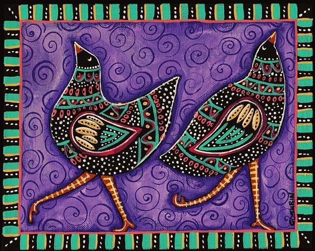Art: Purple Passion by Artist Cindy Bontempo (GOSHRIN)