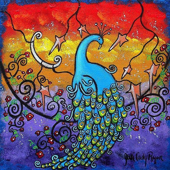 Art: Enchantment by Artist Juli Cady Ryan