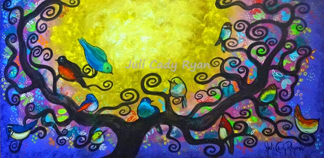 Art: Spring Revival by Artist Juli Cady Ryan