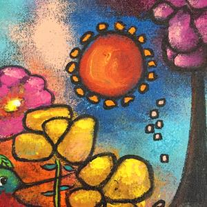 Detail Image for art Spring Paradise