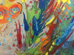 Detail Image for art The Colors of Peace II