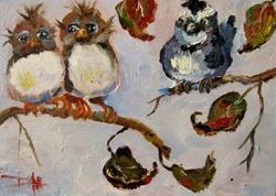 Art: Best Friends No. 3 by Artist Delilah Smith