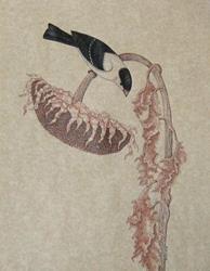 Art: Summer's End (SOLD) by Artist Jackie K. Hixon