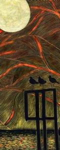 Detail Image for art Key West Pelican Sunset