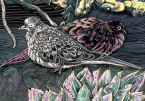 Detail Image for art Desert Doves