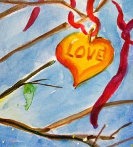 Detail Image for art Lost Love No.2