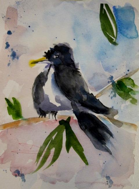 Art: Magpie by Artist Delilah Smith