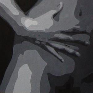 Detail Image for art Black & White Torso #3
