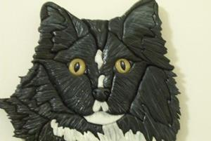 Detail Image for art Black Cat