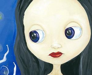 Detail Image for art Fairies & Blythe