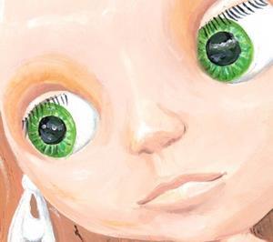 Detail Image for art Cinnamon Girl