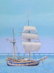 Art: Hawaiian Chieftain by Artist Carol Thompson