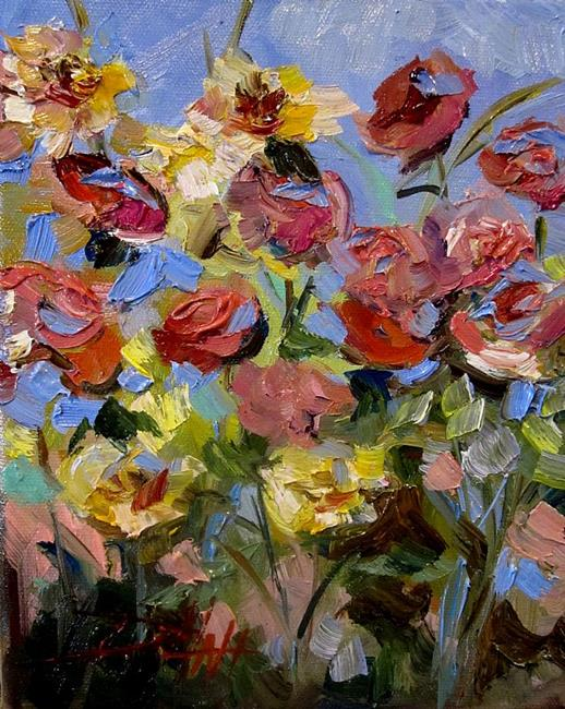 Art: joyfulgarden by Artist Delilah Smith
