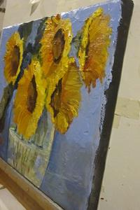 Detail Image for art Yellow Flowers