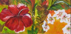 Detail Image for art Tropical Summer, SOLD