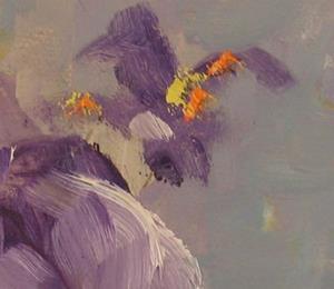 Detail Image for art Iris, sold