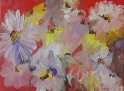 Art: Spring Fling by Artist Delilah Smith