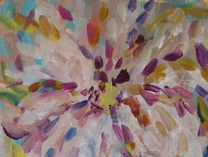 Detail Image for art Daisy and the Butterfly-sold