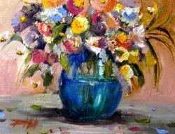 Art: A Breath of Spring by Artist Delilah Smith
