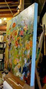Detail Image for art Flower Garden